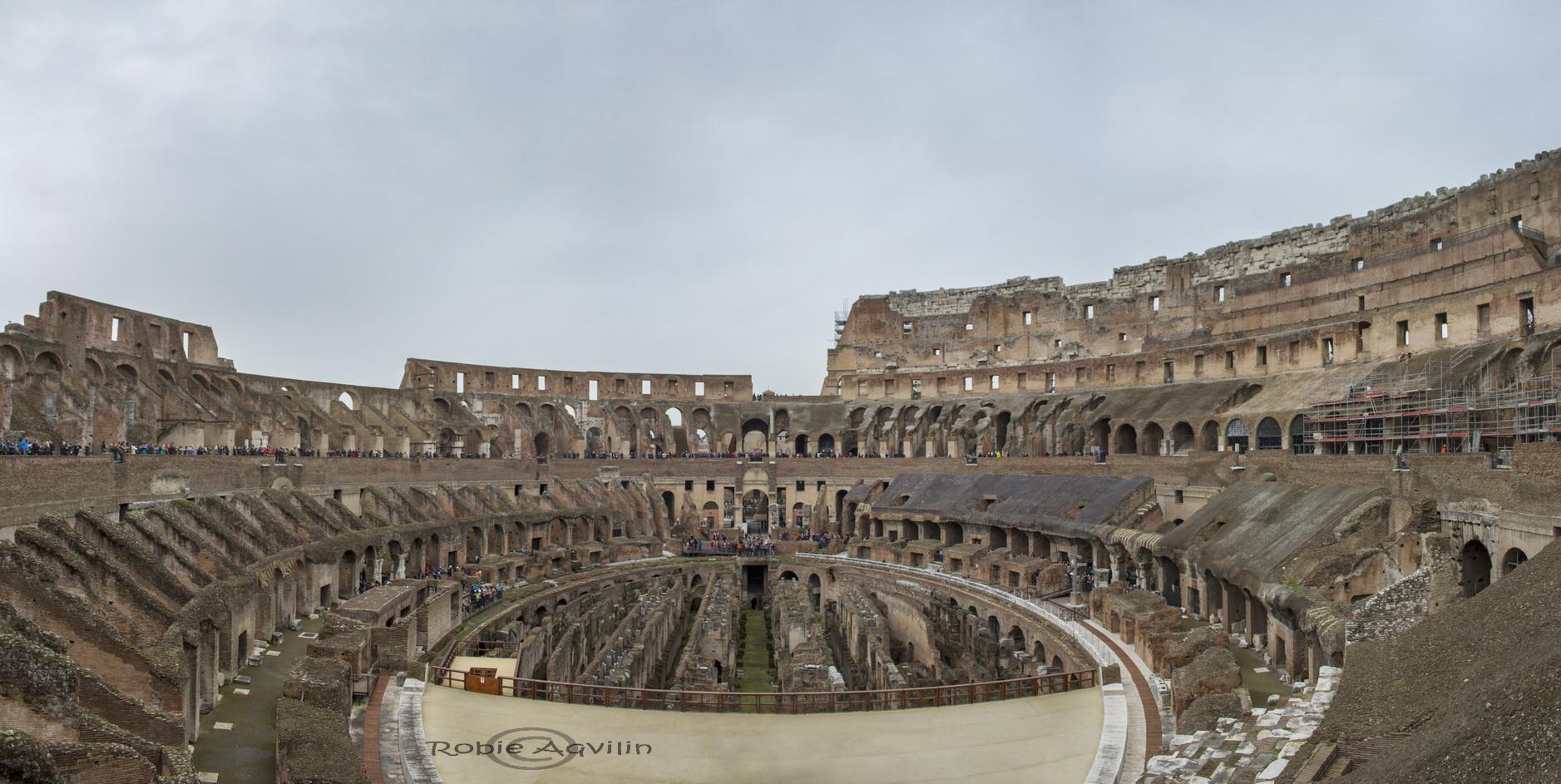 Colosseum Panorama1